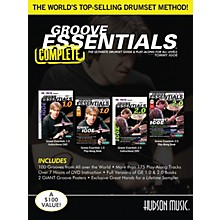 Hudson Music Tommy Igoe Groove Essentials Complete Book/DVD Set