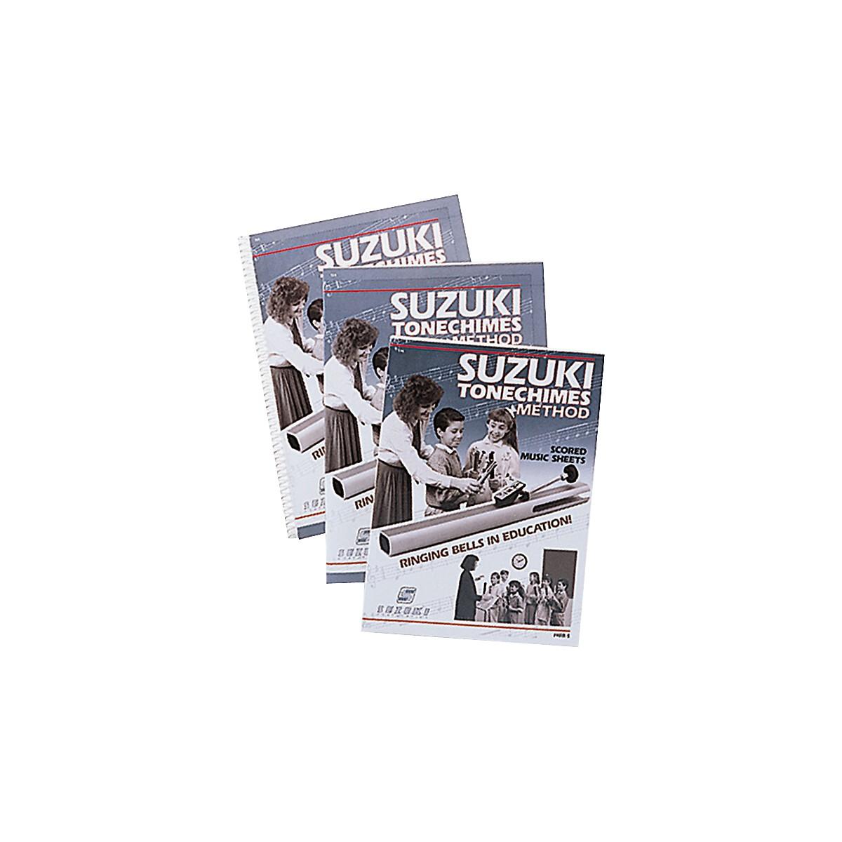Suzuki Tone Chimes Volume 2 Method/Scored Music Sheets