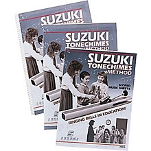 Suzuki Tone Chimes Volume 2 Method/Scored Music Sheets