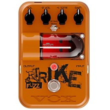 Vox Tone Garage Trike Fuzz Guitar Effects Pedal