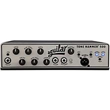 Aguilar Tone Hammer 500 Bass Amp Head Level 1 Black