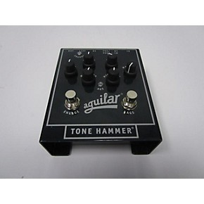 used aguilar tone hammer bass preamp direct box bass preamp guitar center. Black Bedroom Furniture Sets. Home Design Ideas