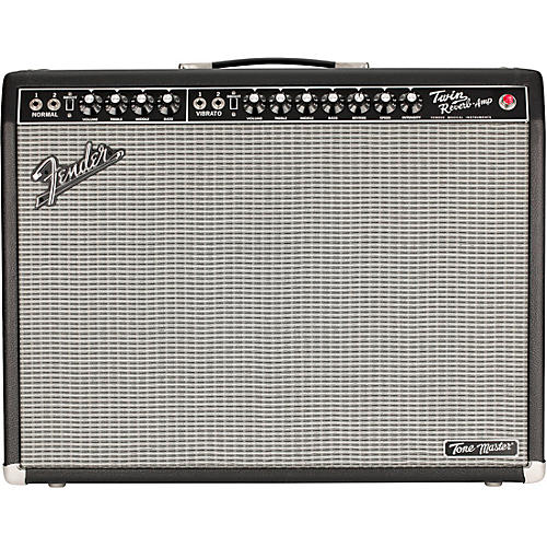 Fender Tone Master Twin Reverb 200W 2x12 Guitar Combo Amp