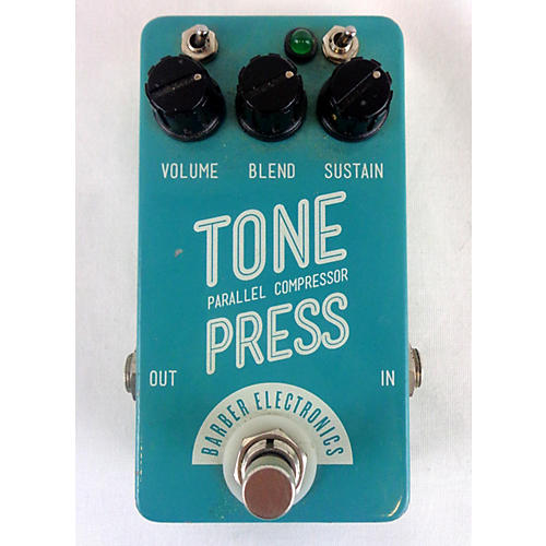 Barber Electronics Tone Press Compact Effect Pedal