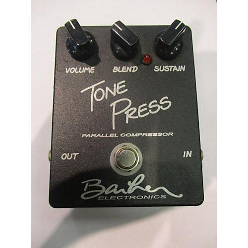 Barber Electronics Tone Press Parallel Effect Pedal