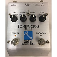 Korg Tone Works 301 DL Effect Pedal