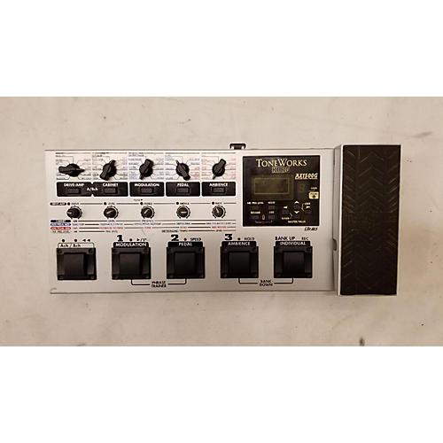 used korg tone works ax1500g effect processor guitar center. Black Bedroom Furniture Sets. Home Design Ideas