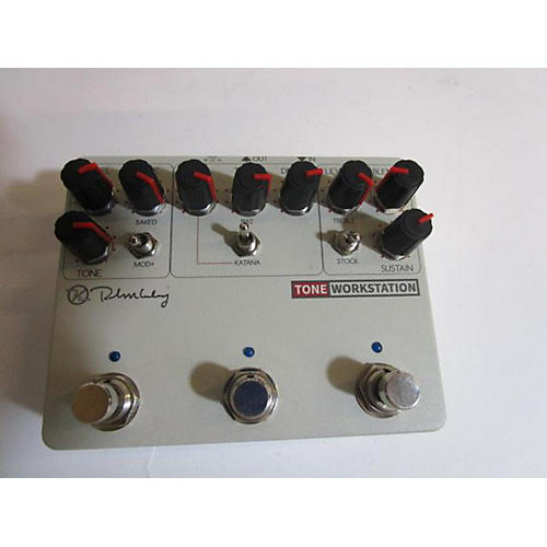 Keeley Tone Workstation Overdrive Effect Pedal