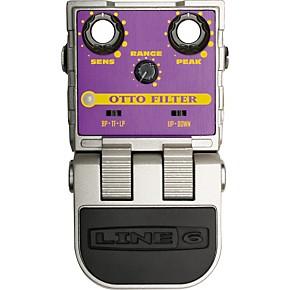 line 6 tonecore otto filter guitar effects pedal guitar center. Black Bedroom Furniture Sets. Home Design Ideas