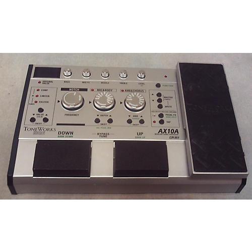 used korg toneworks ax10a effect processor guitar center. Black Bedroom Furniture Sets. Home Design Ideas