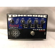 Radial Engineering Tonebone Classic Tube Drive Effect Pedal