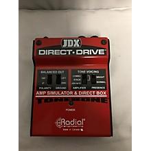 Radial Engineering Tonebone JDX Dircet Drive Effect Processor