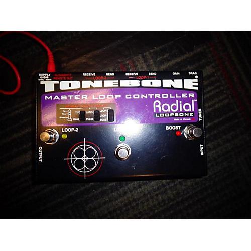 Radial Engineering Tonebone Master Loop Controller Pedal