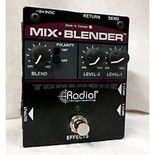 Radial Engineering Tonebone Mix Blender Pedal