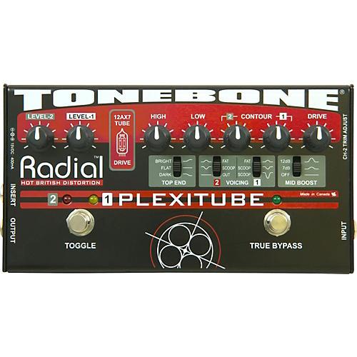 Radial Engineering Tonebone Plexitube Distortion Pedal