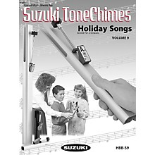 Suzuki Tonechime Arrangements 9 for Handbells Book