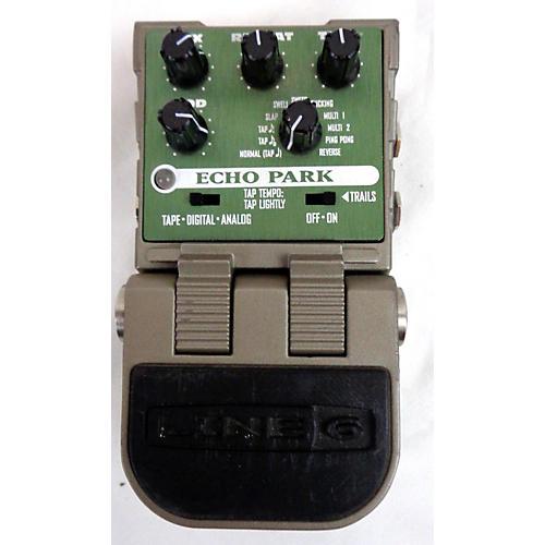 used line 6 tonecore echo park delay effect pedal guitar center. Black Bedroom Furniture Sets. Home Design Ideas