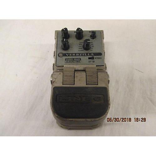 Line 6 Tonecore Verbzilla Reverb Effect Pedal