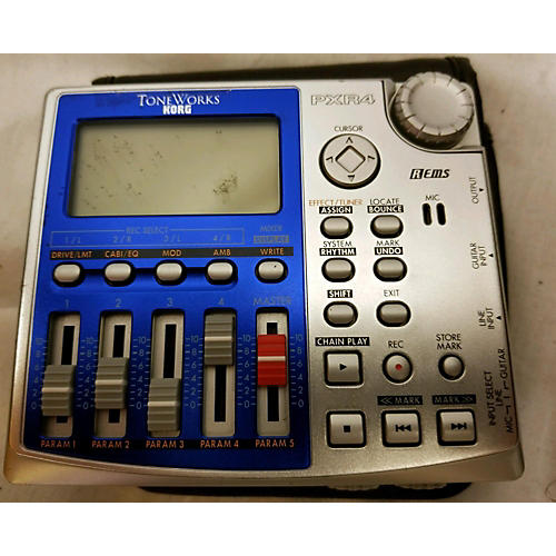 Korg Toneworks PXR4 MultiTrack Recorder