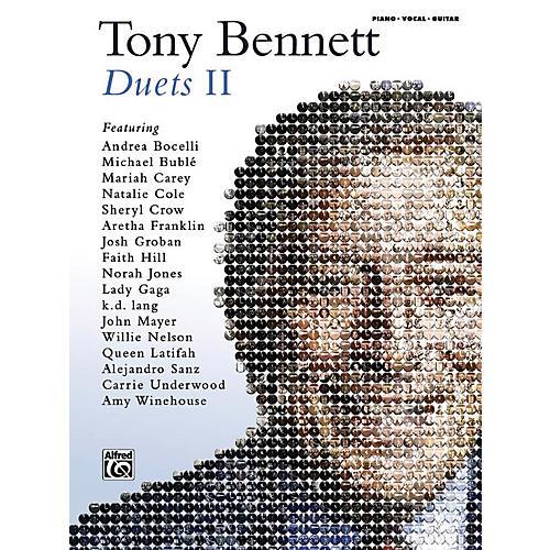 Alfred Tony Bennett - Duets II Book