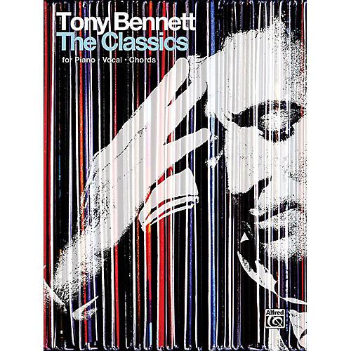 Alfred Tony Bennett - The Classics PVC Book