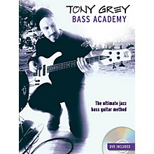 Music Sales Tony Grey Bass Academy Music Sales America Series Softcover with DVD Written by Tony Grey