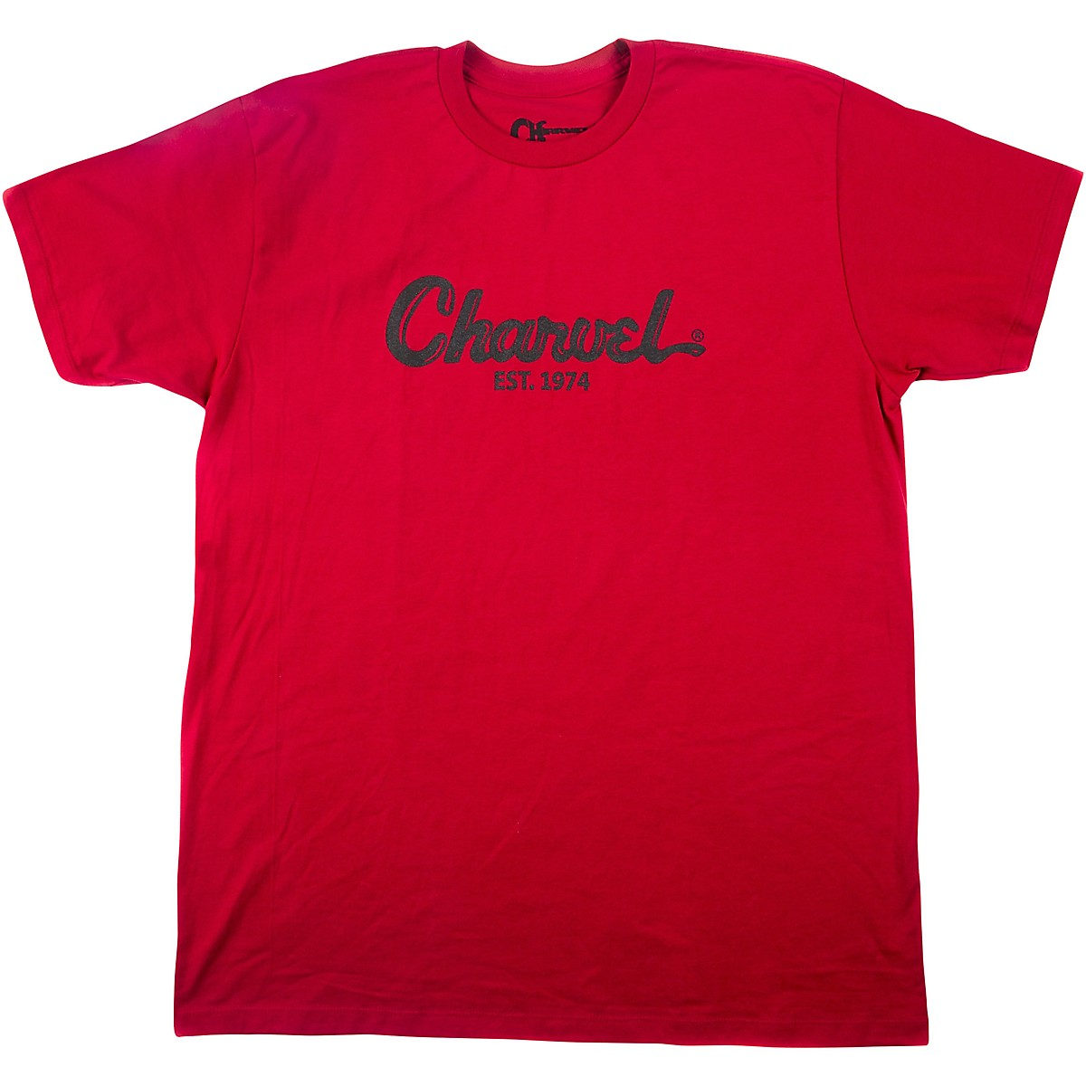 Charvel Toothpaste Logo Red T-Shirt