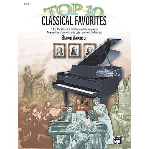Alfred Top 10 Classical Favorites