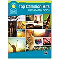 Alfred Top Christian Hits Instrumental Solos Tenor Sax Book & CD Level 2--3 thumbnail