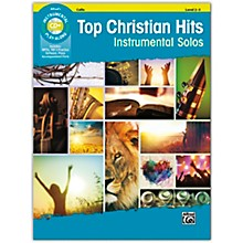 Alfred Top Christian Hits Instrumental Solos for Strings Cello Book & CD Level 2--3