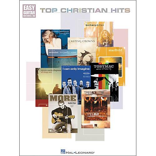 Hal Leonard Top Christian Hits