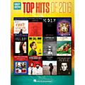 Hal Leonard Top Hits Of 2016 (Easy Guitar With Tab) thumbnail