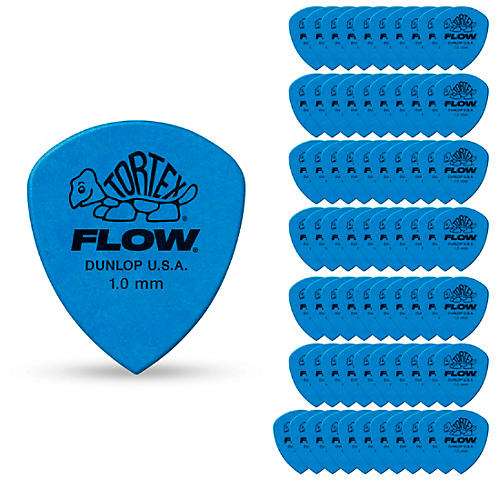 Dunlop Tortex Flow Guitar Picks STD PK-72