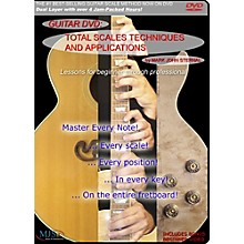 MJS Music Publications Total Scales Techniques And Applications DVD
