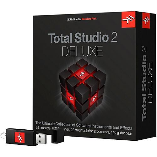 IK Multimedia Total Studio 2 Deluxe Crossgrade