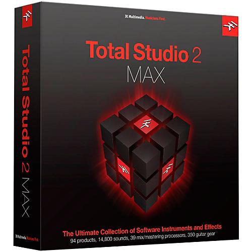 IK Multimedia Total Studio 2 MAX Upgrade from Total Studio MAX 1