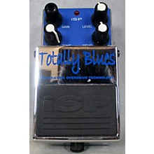 Isp Technologies Totally Blues Effect Pedal