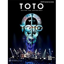 Alfred Toto: Guitar TAB Anthology - Authentic Guitar TAB Edition Songbook