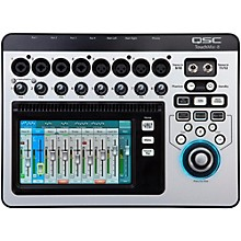 QSC TouchMix-8 8-Channel Compact Digital Mixer Level 1