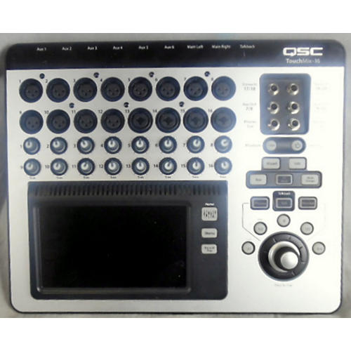 QSC Touchmix 16 Digital Mixer