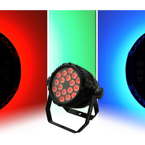 Blizzard ToughPar Quadra RGBW LED Par Wash Light