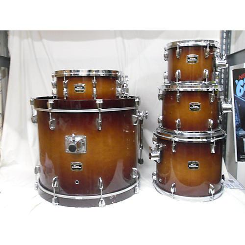 used yamaha tour custom drum kit guitar center. Black Bedroom Furniture Sets. Home Design Ideas
