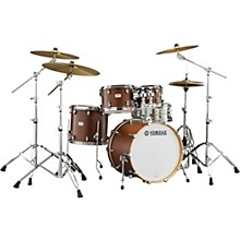 Tour Custom Maple 4-Piece Shell Pack with 20 in. Bass Drum Chocolate Satin
