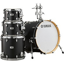 Tour Custom Maple 4-Piece Shell Pack with 20 in. Bass Drum Licorice Satin