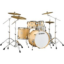 Tour Custom Maple 4-Piece Shell Pack with 22 in. Bass Drum Butterscotch Satin