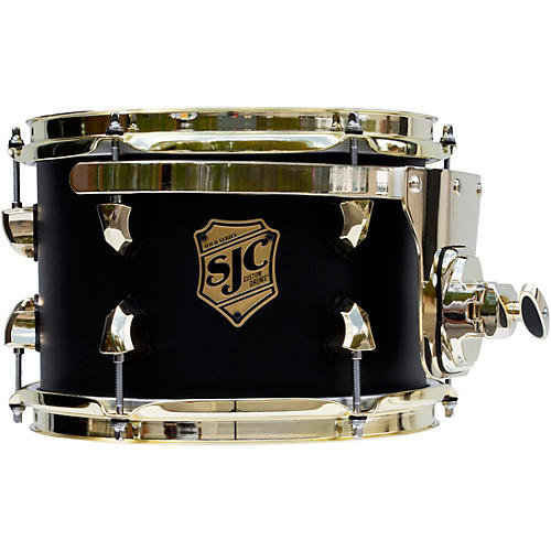 SJC Drums Tour Series Rack Tom Add On with Brass Hardware