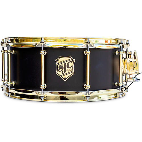SJC Drums Tour Series Snare Drum with Brass Hardware