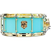 Tour Series Snare Drum with Brass Hardware 14 x 6 in. Surf Lacquer