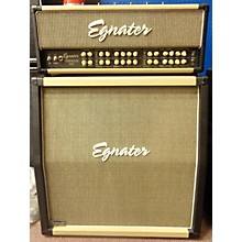 Egnater Tourmaster Series 4100 100W And Tourmaster 412A Extension Cabinet Guitar Stack Guitar Stack