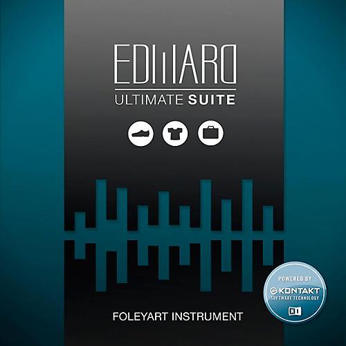 Tovusound Tovusound Edward Ultimate SUITE Foley Artist Virtual Instrument